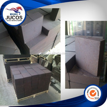 Refractory magnesia carbon acid resistant brick