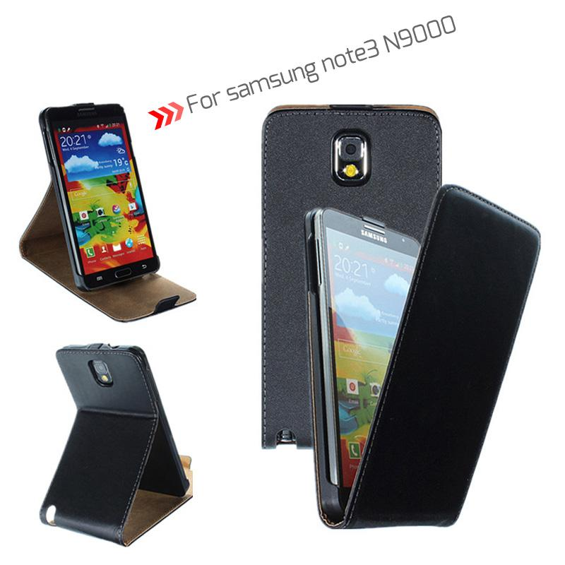 cheap full body pu leather cell mobile phone case For samsung galaxy note3 N9000 PU leather flip mobile phone case with stand