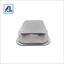 Manufacture Disposable thermos insulated food Airline Aluminium Foil Casserole for food warmer packing