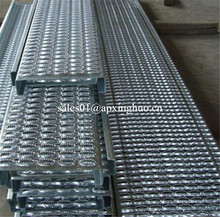 high quality low price catwalk hot dipped galvanized steel grating
