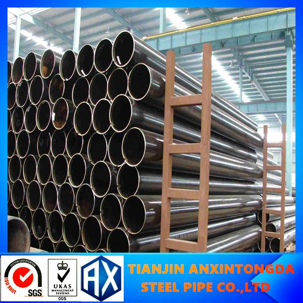 "6"" sch40 seamless steel pipe!big diameter ms pipe!MS tube,pipes"