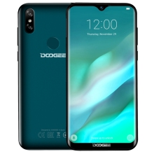 Dropshipping Unlocked 6.1 Inch DOOGEE Y8 <strong>Mobile</strong> <strong>Phone</strong> RAM 3GB ROM 16GB 4G Network Android 9.0 Smart Cell <strong>Phone</strong>