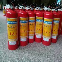Portable Type Dry Chemical Powder ABC Fire Extinguisher