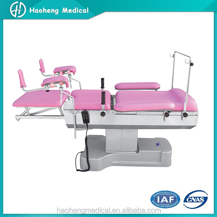 Chinese Wholesale Suppliers Electric Gyn Examination Table