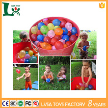 Hot Sale Factory Directly Price Magic Water Balloon Water Bomb Balloon For Summer Balloons Toys