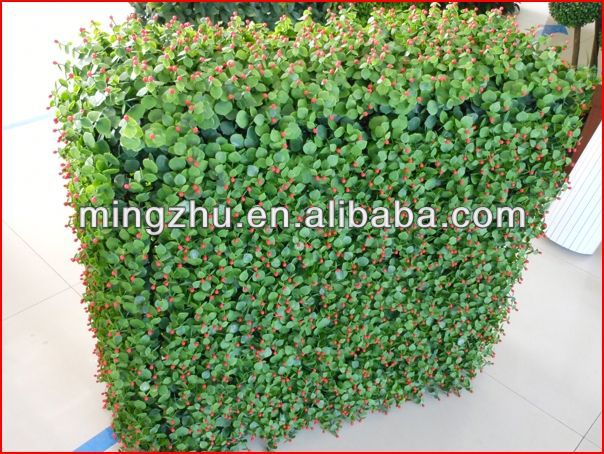 2013 New Artificial fence garden fence gardening artificial plastic berries