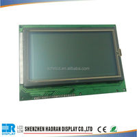 "5.2"" graphic 240x128 dot matrix LCD Module with T6963 Controller display lcd"