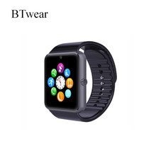 2017 New Design Waterproof Smart Watch Wrist Intelligent Watch A1 Gt08 U8 For Ios And Android In Stock