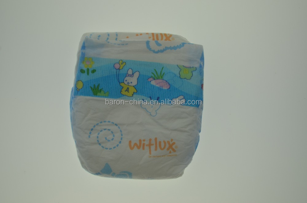 Hot selling baby diaper for India market