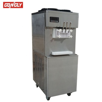Soft ice Cream Machine Yogurt Machine Ice Cream Maker OEM Factory