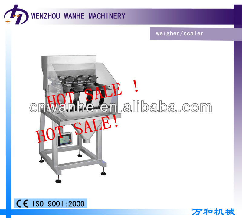 WH-4 Small Scale Packaging Machine