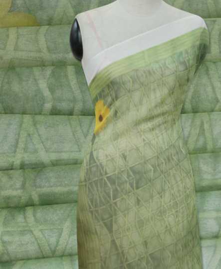 Ventilation vertical <strong>grain</strong> 90cm width 100% silk pure organza fabric for dress and wedding