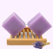 100g Lavender Essential Oil Natural Cold Soap, OEM beauty soap