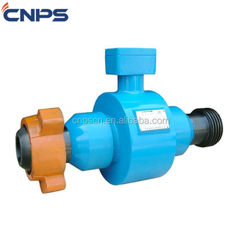 mud logging Electromagnetic Flow meter for oil and gas