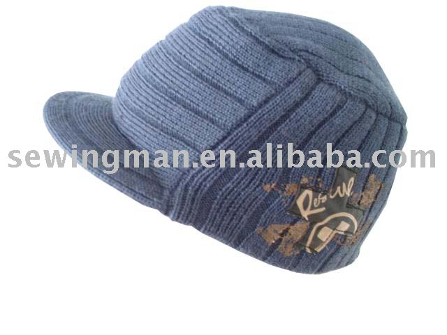 winter US Jeep knitted winter cap and hat headwear