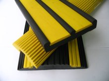 safety edge rubber, car parking stopper