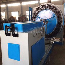 Stainless steel bendable flexible hose wire braiding machine