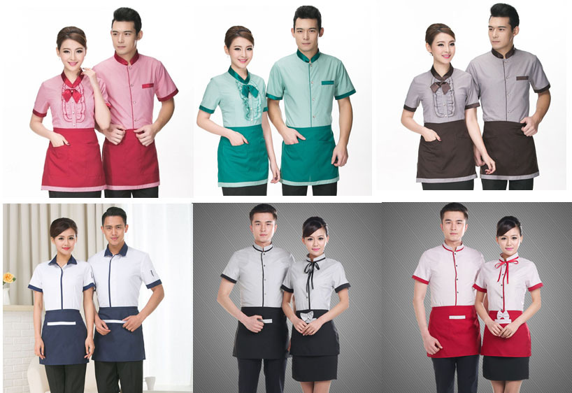 Best office uniform design sample