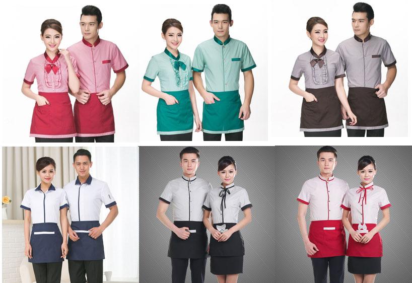 best quality hotel uniform designuniform hotel front