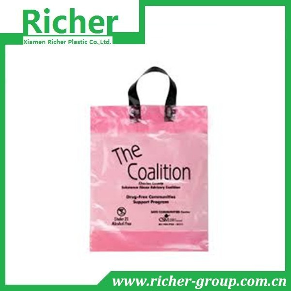 eco-friendly custom shoppers and plastic bags wholesale