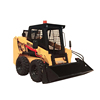 High configuration series wheeled skid steer loader for sales