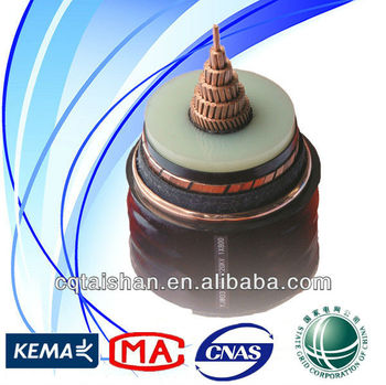 State Grid Underground 220KV Power Cables