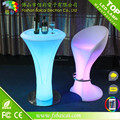 CHINA Wholesale plastic night club LED glowing chair