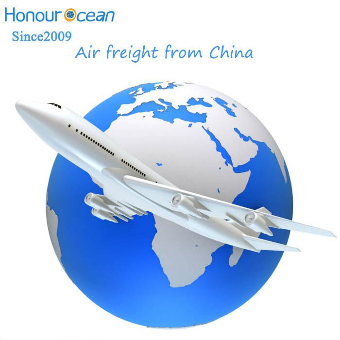 Air cargo freight shipping rates bulk products from China to USA UK Germany Poland Netherland