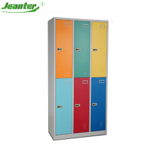 Simple cheap modern bedroom used metal wardrobes closet sale/clothes steel wardrobe cabinet