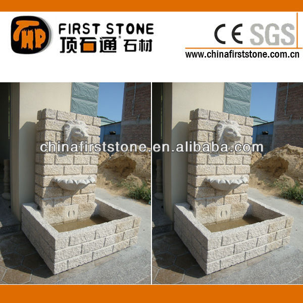 Rusty Granite Wall Fountains GAF321