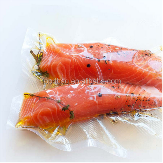 FDA Approved Biodegradable Vacuum Seal Bags/Vacuum Packaging Bags/Resealable Vacuum Bags