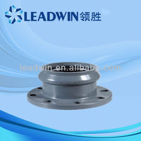 Pvc flange with socket end for water supply,socket flange