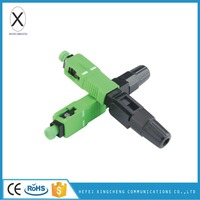 FTTH Fiber Optic Quick Connector SC