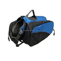 PB050 Outward Hound QUICK RELEASE BACKPACK Dog Bag Detachable Saddle Bags