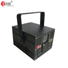XHR Animation Sd Card RGB 2w Laser Stage Light