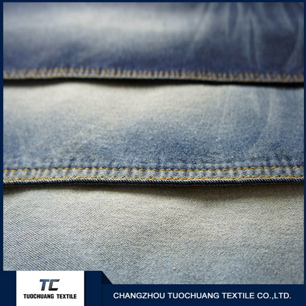 high quality Cotton 210g Fire Resistant Denim Fabric with best quality and low price