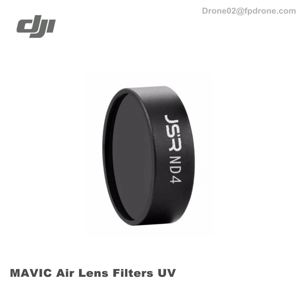 MAVIC Air lens filters UV