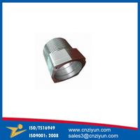 High Precise Aluminum Machine Parts Fabrication
