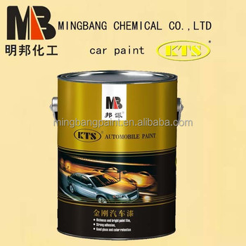 Good Coverage 2K Acrylic Vehicle safe Body Paint