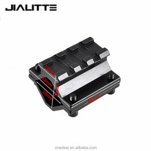 Jialitte Heavy Duty Barrel Mount 20mm Rail Weaver Adjustable Barrel Tube Mount Base Picatinny Scope J112