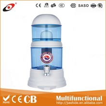 ceramic filter mineral water pot , gravity water filter , best home water filter