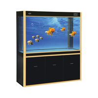 Chinese Supplier Arowana Large Glass Fish Tank