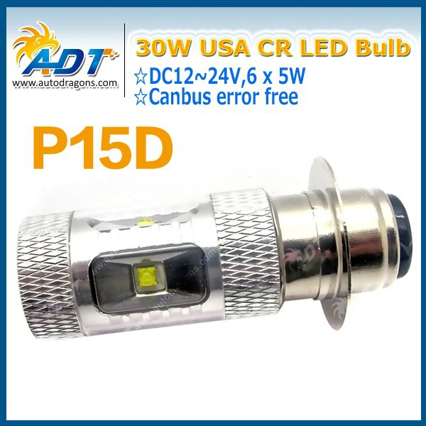 30w led fog light 30w fog lamp led bulb dc 12-24v