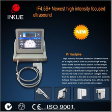 new design 2016 new arrival ultrasound face lifting Hifu intensity focoused beauty salon equipment