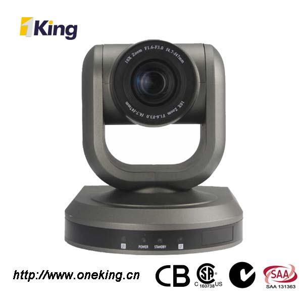 Conference Camera for Meeting Room with Pelco d Zoom and Conference System Controller