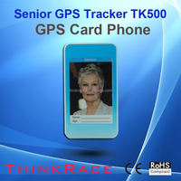 Brand New mini children gps tracker necklace gps TK500 with GSM and GPRS