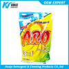 Tanzania market 10KG ARO detergent powder & washing powder factory in china Tanzania