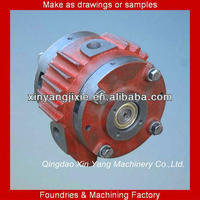 Plate rotary vane milk vacuum pump in mechanical parts&fabrication services