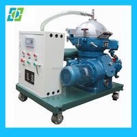 Industrail Used Engine Oil Centrifuge Oil Purification Machine