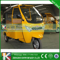 Economic Cheapest Electric Tricycle/3 Wheel Car/Van Cargo Tricycle